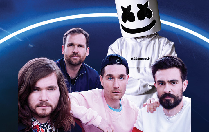 "Marshmello & Bastille ""Happier"""