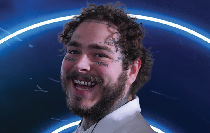 "Post Malone ""beerbongs & bentleys"