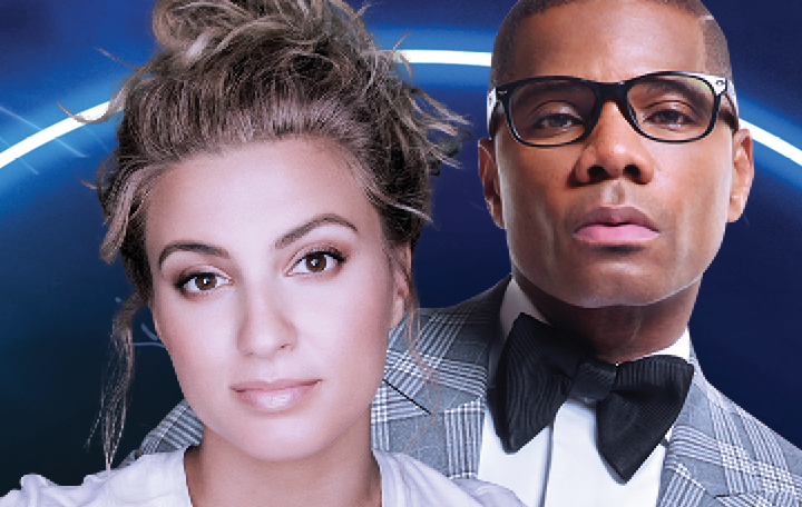 "Tori Kelly ft. Kirk Franklin ""Never Alone"""