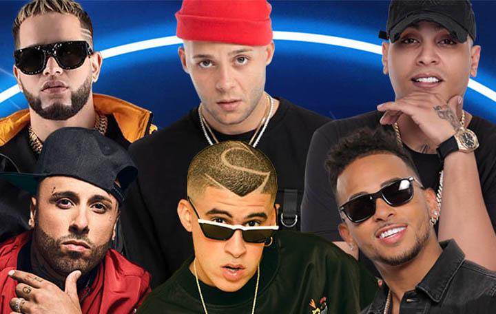 "Casper Magico, Nio Garcia, Darell, Nicky Jam, Bad Bunny & Ozuna ""Te Bote"""