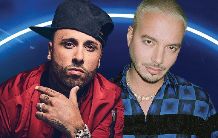 "Nicky Jam & J Balvin ""X"""
