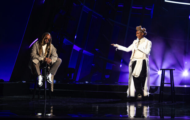 Brandy & Ty Dolla $ign to Perform from Xfinity Stage