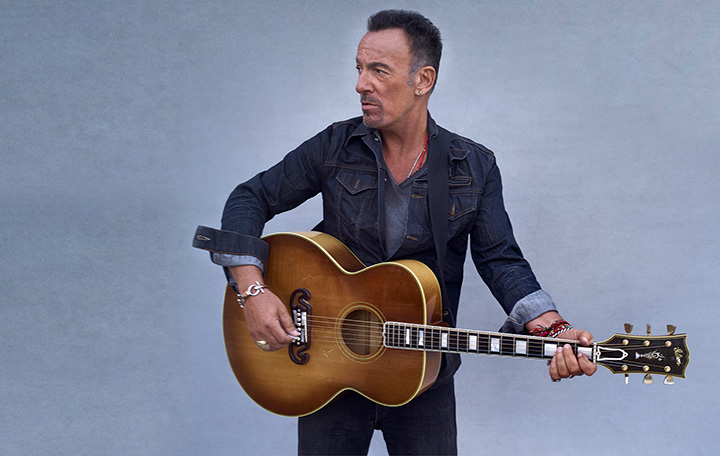"Bruce Springsteen ""Letter to You"""