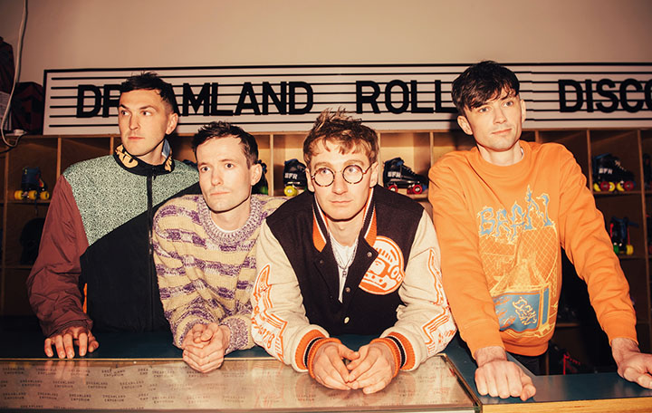 "Glass Animals ""Dreamland"""