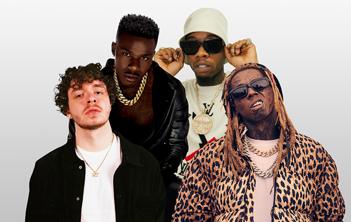 """Jack Harlow ft. DaBaby, Tory Lanez, & Lil Wayne """"WHATS POPPIN"""""""