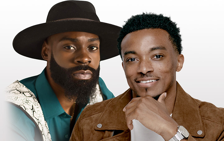 "Jonathan McReynolds & Mali Music ""Movin' On"""