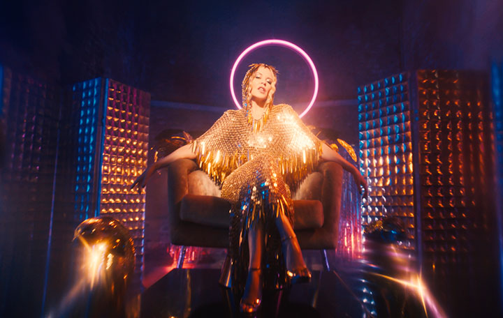 "Kylie Minogue ""Disco"""