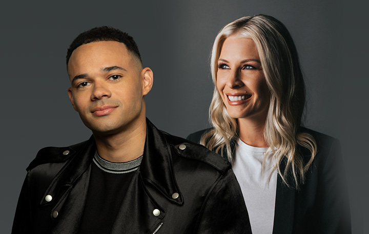 "Tauren Wells ft. Jenn Johnson ""Famous For (I Believe)"""