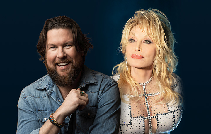 "Zach Williams & Dolly Parton ""There Was Jesus"""