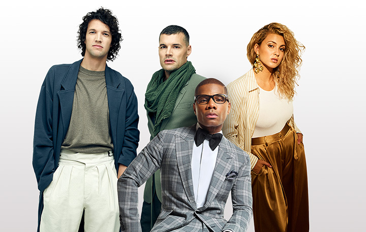 "for KING & COUNTRY, Kirk Franklin & Tori Kelly ""TOGETHER"""