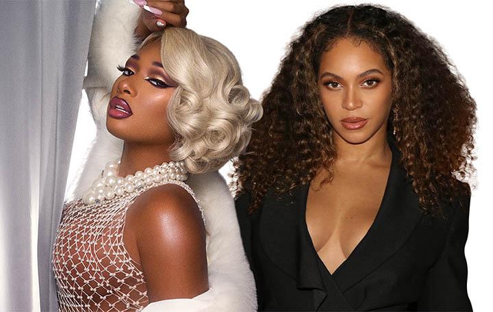 "Megan Thee Stallion ft. Beyoncé ""Savage"""