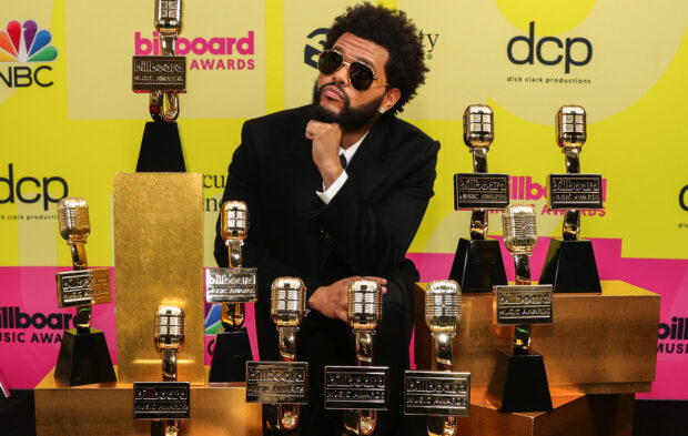 Winners Announced for the 2021 BBMAs