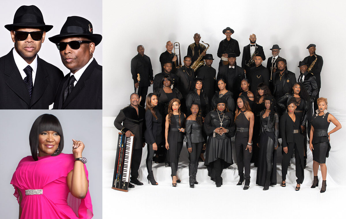 Jimmy Jam & Terry Lewis with The Sounds of Blackness ft. Ann Nesby